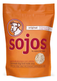 Sojos Original Natural dog food