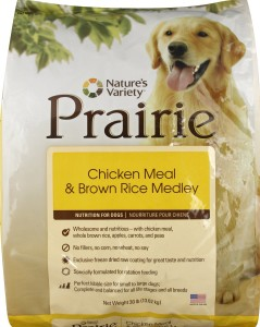 Prairie dog food
