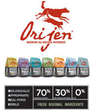 Orijen Senior and Other Orijen Dog Food Products