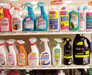 Odor Control Idea