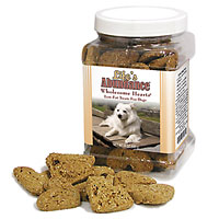 Life's Abundance Dog Biscuits and Treats