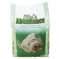 Lifes Abundance Natural Dog Food