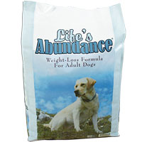 Lifes Abundance dog food