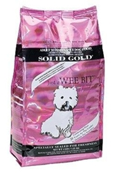 Solid Gold natural dog food