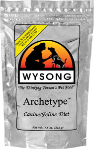 Wysong natural dog food