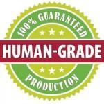 Human Grade Dog Food