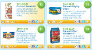 Dog Food Coupons