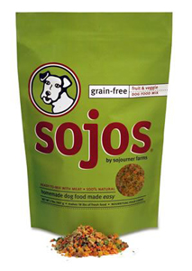 Sojos Dog Food Mix - Grain Free