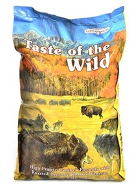 Taste of the Wild Dog Food Review 2