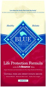Blue Buffalo - one of the best dog foods on the market