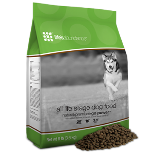 Lifes Abundance All Life Stage Dry Food for Dogs