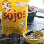 Sojos Homemade Dog Food Mix and Sojos Treats