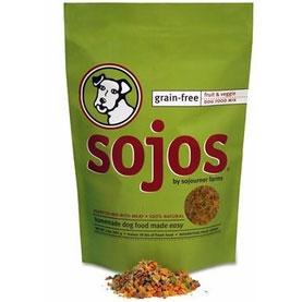 Sojos Dog Food