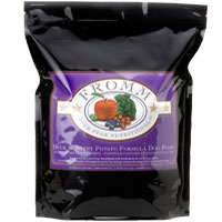Fromm natural dog food