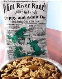 Flint River Dog Food