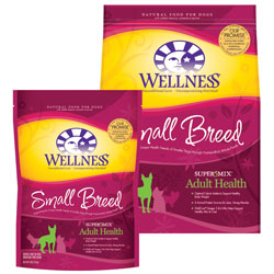 Wellness Dog Food for Small Breeds