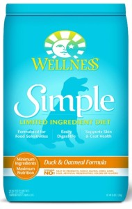 Wellness Dog Food - Simple Limited Ingredient Dry Dog Food