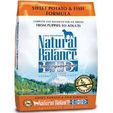 dog food reviews - Natural Balance Limited Ingredients Diet Dog Food