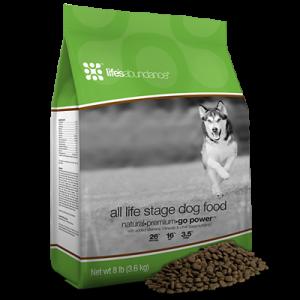 Lifes Abundance All Life Stage Dry Dog Food